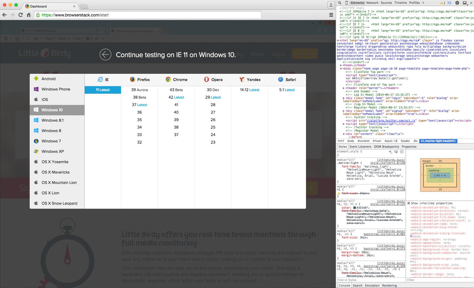 web-testing