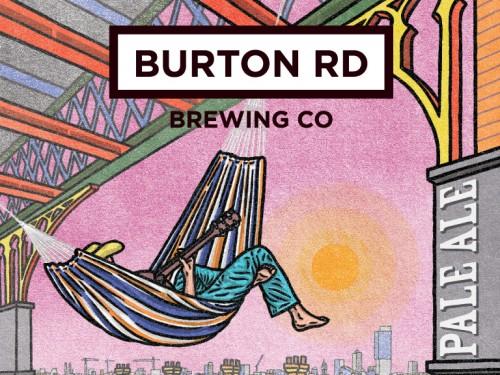Burton Road Pale Ale